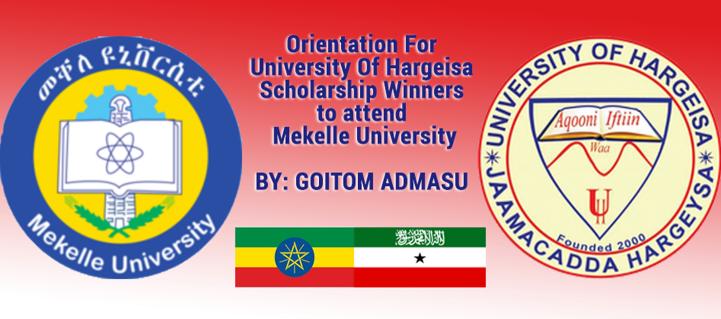 Mekelle University Postgraduate Scholarships For University